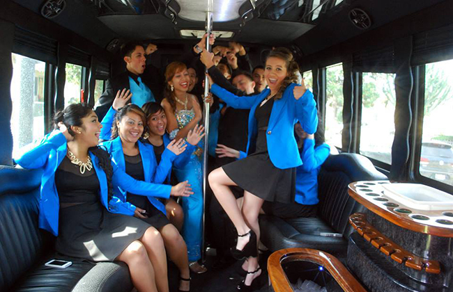 limo rental service