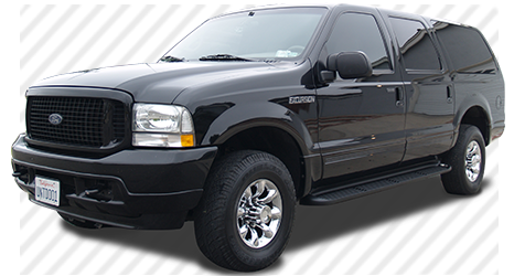 Ford Excursion rental