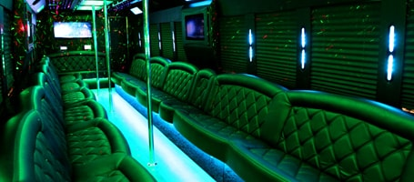 party bus Los Angeles