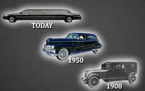 Evolution of the limousine