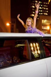 homecoming limo service Los Angeles