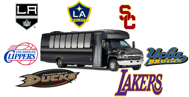 Orange County party bus rental